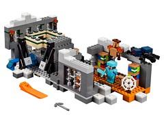 Toy Fair 2016 LEGO Minecraft 006 (IdleHandsBlog) Tags: toys lego videogames buildingtoys minecraft toyfair2016