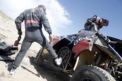 Dakar 2016 - SS8 (Michelin Motorsport_Rally) Tags: auto argentine crash rally january bikes quad course camion moto trucks dakar janvier rallye salta bolivie ameriquedusud rallyraid rallyeraid rallyesraid