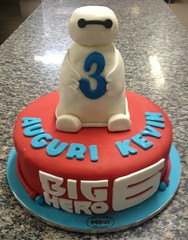 torta big hero6