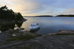Lngskr (Anders Sellin) Tags: sea summer vacation stockholm baltic sverige archipelago swede skrgrd kvll lngskrrgskrevening
