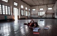 Myanmar (Eug3nio) Tags: travel school asia buddha burma monk buddhism study monastery myanmar southeast birmanie birmania