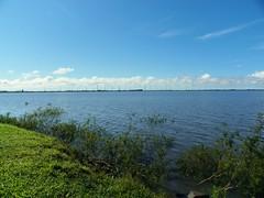 Windmills view (jgimbitzki) Tags: brazil nature rio brasil grande photo do foto view natureza windmills lagoon vista lagoa sul barros osrio cataventos