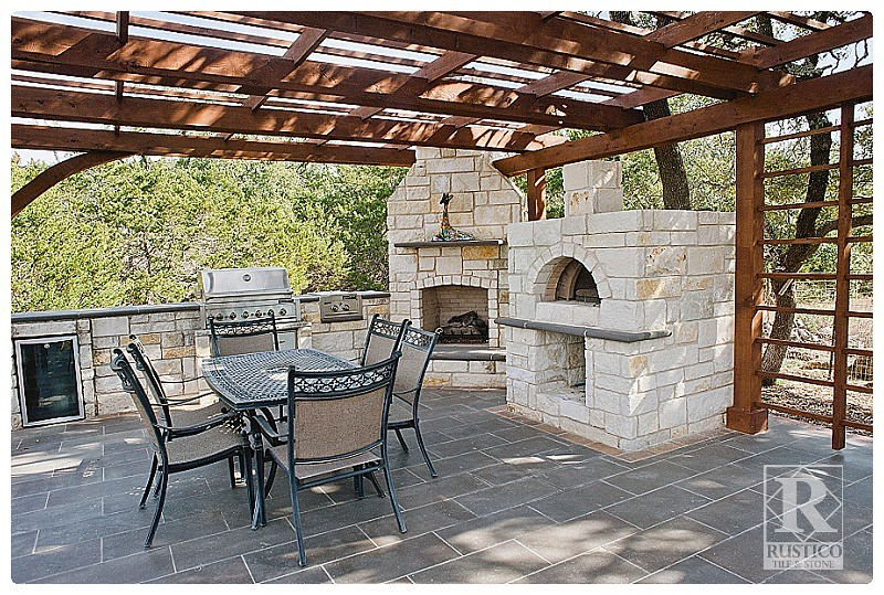 The world 39 s best photos of design and paver flickr hive mind for Mexican outdoor kitchen designs