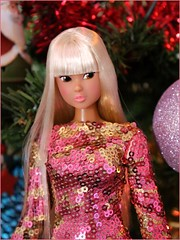 Tag Game : Dolls in sequins  (yoshi_lapoo) Tags: doll hina todays tanned ccs pw sekiguchi momoko petworks honeyface 13hb