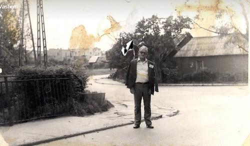 Josef Fuks. Szydłowiec 1985r.