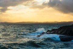 Dallas rd, Victoria BC 5 (eride1) Tags: ocean sunset canada beach water landscape bc seascapes victoria westcoast dallasrd seascpae