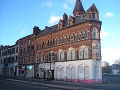 Former Gothic Pub, Birmingham (Steve in Birmingham) Tags: pub birmingham gothic victorian a41 hockley