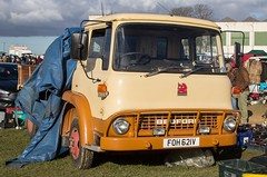 Bedford TK (deltic17) Tags: classic bedford lorry 1980 tk