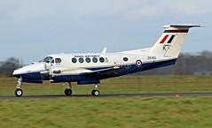 ZK451/K  KING AIR  RAF (MANX NORTON) Tags: shadow 1 king hawk aircraft air hurricane jet fast islander falcon eurofighter lancaster atlas cobham spitfire vulcan r1 jaguar f3 c17 boeing 20 chinook tornado dakota hercules typhoon raf nato c130 sentinel sentry lossiemouth tucano a400 b200 qinetiq sqn alphajet gr4 bbmf coningsby e3a 3sq qra 11sqn 2sqn hs146 29sq 32sq 6sq 41sq dhfsraf r1e3a