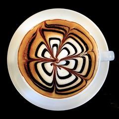 Cappuccino time!!! (PeterCH51) Tags: cappuccino coffee cup mug cappuccinocup australia coffeeplantation mareeba peterch51 explore explored inexplore iphone square squareformat