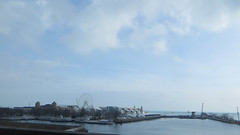 navy pier. february 2016 (timp37) Tags: new lake wheel by drive pier illinois construction navy picture ferris lsd nathalie shore february 2016