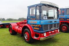 Ian Craig Haulage Ltd. - AEC Mandator - OCE829H (Andy2982) Tags: 3 truck aec mandator oce829h iancraighaulageltd truckfestnorthwest2015