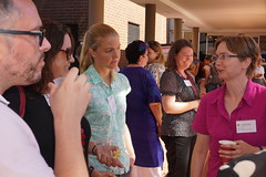 Poster session (jocreates2day) Tags: students chief networking investigators coedlfest16