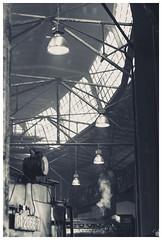 Lokschuppen 1 (clearfotografie) Tags: detail dresden nikon architektur industrie d600 eisenbahnmuseum