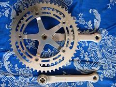 Campagnolo (Bicyman) Tags: bicycle vintage strada c 8 bicicleta cycle mm gs 170 campagnolo nuovo crankset 170mm 5342 grandsport vel vintagecampagnolo campagnolocrankset bicyclevintage campagnolovintage campagnologs 170strada nuovograndsport campagnolonuovograndsport cranksetgrandsport gscranckset