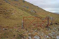 Please Close The Gate (RoystonVasey) Tags: mountain canon eos scotland zoom m 1855mm stm loch corbett arkaig sgurr bheinn fraoch strathan mhurlagain