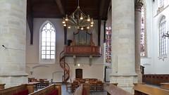Red (Dimormar!) Tags: red delft photowalk rood orgel oudekerk samenmetbennieentruus