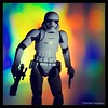 First Order Stormtrooper (Neil Tackaberry) Tags: lighting color colour star starwars character vivid scifi stormtrooper wars collectible figurine armour firstorder firstorderstormtrooper