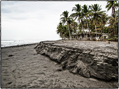 House on the Beach #0271, El Salvador (pbeens) Tags: elsalvador d30 canond30 lalibertad 201603 colorefexpro4