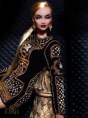 Black Magic (kingdomdoll) Tags: fashion doll hautecouture fashiondoll eira desu resinfashiondoll kingdomdoll kingdomdolleira