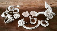 ชิ้นงานขึ้นรูปเสร็จ รองานสีลงยา สนใจติดต่อสอบถาม LINE ID : ninetyJewel  #เครื่องประดับ #พญานาค #เพชรพญานาค #แหวน #กำไล #จี้ #เงิน #เครื่องเงิน #jewelry #ring #เพชร #ทอง #925 #gold #silver #ลงยา