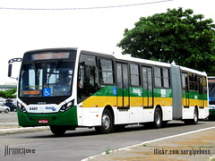 IMG_0609 (Jos Franca SN) Tags: bus mercedes millennium mercedesbenz caio autobus onibus buss autocarro gelenkbus omnibusse