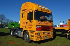 ERF EC11 'Jack Richards & Son Ltd' reg ERF 999Y (erfmike51) Tags: lorry artic cummins erfec11 jackrichardssonltd ecvsnorwich