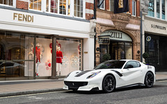 Another One. (Alex Penfold) Tags: street white london cars alex car super ferrari bond autos supercar supercars f12 ramsay tdf penfold 2016 gordonsupercars