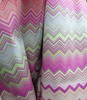 FRUIT SALADE HARMONY CHEVRONS 2 ZIGZAG  closeup (paysmage) Tags: pink summer green colors fashion coral print design spring clothing pod colorful pretty pattern sweet designer burgundy sewing crafts decoration collection fabric cotton chevron printed coordinates seamless assorted apparel fabrics designers yardage fushia upholstery chevrons stiching spoonflower paysmage
