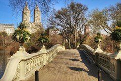 Bow Bridge/Central Park #nycparks #centralpark #bowbridge... (kristymartinphotography) Tags: centralpark tcc bowbridge nycparks nycspring canonshots canonusa teamcanon canon70d uploaded:by=flickstagram thecreatorclass canonbringit instagram:photo=12254391249372578862013464107