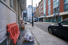 20160331-10-40-52-DSC07229 (fitzrovialitter) Tags: street england urban london westminster trash geotagged garbage fitzrovia unitedkingdom camden soho streetphotography documentary litter bloomsbury rubbish environment mayfair westend flytipping dumping cityoflondon marylebone captureone gpicsync peterfoster fitzrovialitter followthisroute