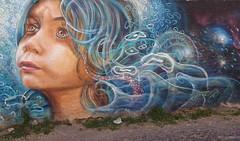 Jace (BE'N 59) Tags: en streetart blanco sanmigueldeallende mexique muros