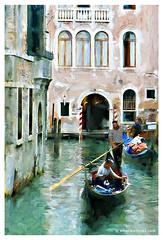Venice Boats#8 (Emet Martinez Photography) Tags: venice italy boats italia canals nautical venezia gondolas veneto venetianlagoon emetmartinezphotography topazimpression