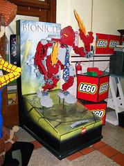 OH Bellaire - Toy & Plastic Brick Museum 47 (scottamus) Tags: ohio sculpture statue lego display roadside bellaire attraction belmontcounty toyplasticbrickmuseum