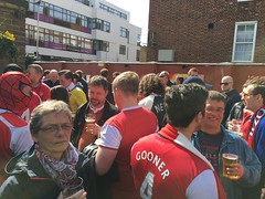 Gooners saturday!