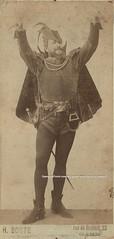BOURGEOIS, Claude, Mphistophls, Faust (Operabilia) Tags: opera bass goldenage opra faust baritone claudebourgeois gounod mphistophls claudepascalperna