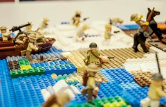 Flanders fields (SEdmison) Tags: oregon portland lego wwi battle worldwari convention flanders legoconvention brickscascade brickscascade2016
