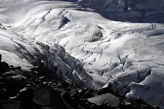 Getting beauty of this chaos is a virtue / Sacar belleza de este caos es virtud (Pjaro Post) Tags: patagonia nieve glacier glaciar paraso tronador cerrotronador parquenacionalnahuelhuapi