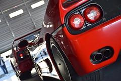 Ferrari F50 (Andr.32) Tags: italy cars car japan photography super ferrari exotic supercar speciale supercars f40 v12 f50 fsw sportcar sportcars ferrarif50 worldpremiere fujispeedway ferrarif40  bingosports