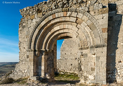 DSC2480 Iglesia de San Miguel, siglos XII-XIII, en Sacramenia (Segovia) (ramonmunoz_arte) Tags: miguel de san iglesia segovia xii romnica siglo romnico xiii sacramenia