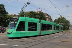 322 (KennyKanal) Tags: siemens tram basel grn bvb basler combino verkehrsbetriebe schienenfahrzeug drmmli