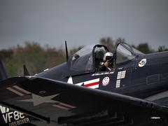 160313_28_Tico_F4U (AgentADQ) Tags: show plane airplane fighter florida aviation air navy airshow corsair titusville warbird tico f4u vought