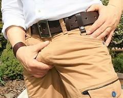 Pol37 (armybelt007) Tags: armband belt polish crotch bulge beltfetish widebelt leatherbelt leatheranddenim wideleatherbelt officerbelt armybelt militarybelt leatherandjeans beltinjeans beltanddenim