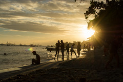 Philippines-31.jpg (-Nonolimite-) Tags: trip sunset sea mer holidays philippines bohol