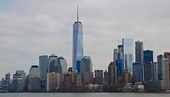 New York Skyline - From Liberty Island (slim studios) Tags: usa newyork skyline skyscraper cityscape sigma1850f28 nikond3100