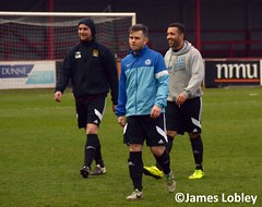 Broadheath Central 2-1 Altrincham Hale (KickOffMedia) Tags: park game net sports senior loss field sport club ball manchester stand football goal referee shoot play shot post cheshire kick terrace stadium soccer north central ground player staff points friendly fields match pitch kickoff fans draw manager northern fc score premier spectator tackle hale league throw penalty midfielder fa supporters grassroots striker defender skill goalkeeper keeper altrincham stadia nonleague linesman broadheath altrinchamfc manchesterfootball