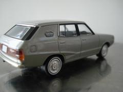 LV-N55a 1/64 NISSAN SKYLINE WAGON 1800 SPORTY GL (nissanskyline) Tags: skyline vintage wagon nissan 164 1800 neo limited sporty gl tomica lvn55a