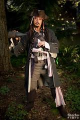 Jack Sparrow Cosplay, Emerald City Comicon 2016 (shorbo) Tags: cosplay pirate comicon emeraldcitycomicon jacksparrow eccc2016