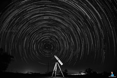 Startrails (Vipul Rege) Tags: longexposure nightphotography night stars nikon telescope maharashtra subject mahabaleshwar nikkor startrails incredibleindia beingphotographer nikond750
