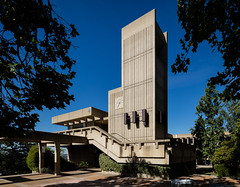Crafton Hills College (Chimay Bleue) Tags: college architecture modern design williams architectural hills stewart redlands brutalism brutalist midcentury yucaipa crafton